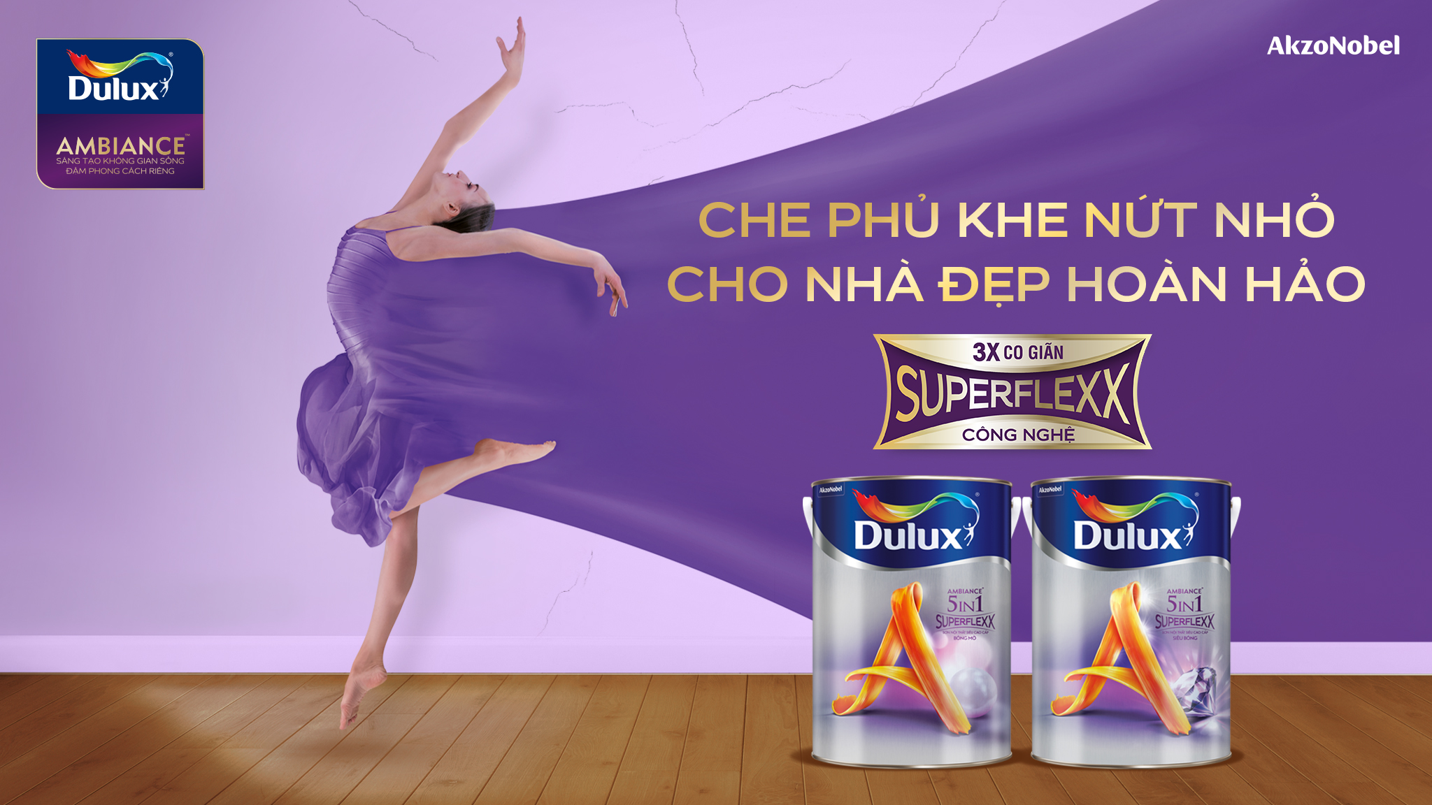 Dulux Ambiance 5in1 Superflexx